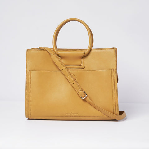 Urban Originals - Somebody Else Yellow Handbag