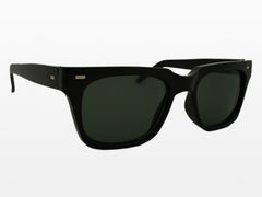 Spitfire Lovejoy Black Sunglasses, Black Lenses