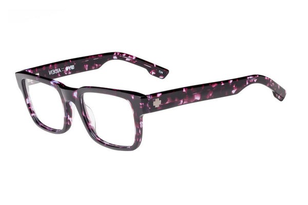 Spy - Aiden Plum Camo Tort Rx Glasses