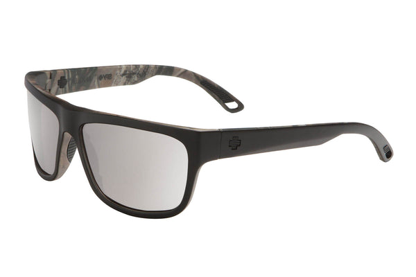 Spy - Angler Decoy Sunglasses, Happy Bronze Polarized W/ Black Mirror Lenses