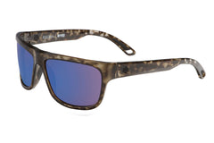 Spy - Angler Smoke Tort Sunglasses, Happy Bronze W/ Blue Spectra Lenses