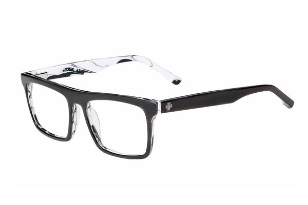 Spy - Asher Black/Horn Rx Glasses