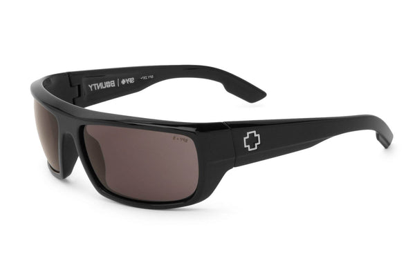 Spy - Bounty Black Sunglasses, Grey Polarized Lenses