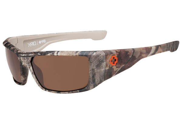 Spy - Dirk Real Tree Sunglasses, Happy Bronze Polarized Lenses