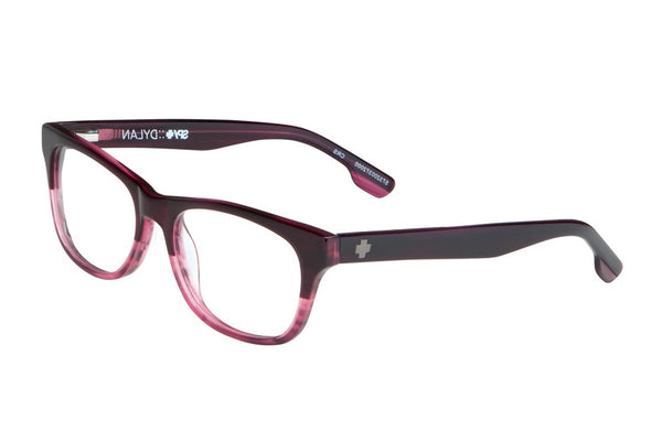 Spy - Dylan Crimson Smoke Rx Glasses