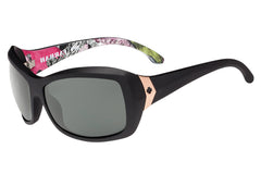 Spy - Farrah Decoy True Timber - Sassy B Sunglasses, Happy Grey Green Polar Lenses