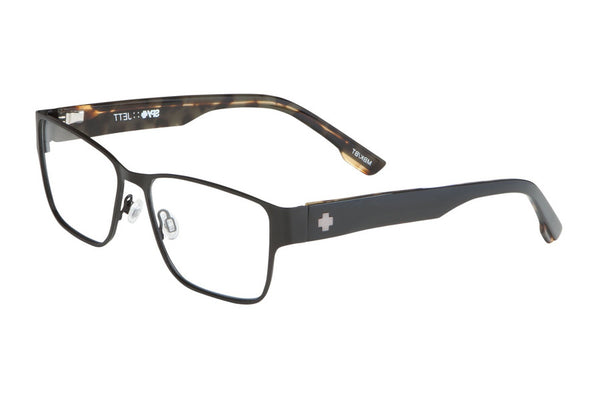 Spy - Jett Matte Black/Black Tiger Rx Glasses