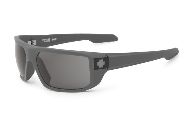 Spy - Mccoy Dark Grey Sunglasses, Grey Lenses