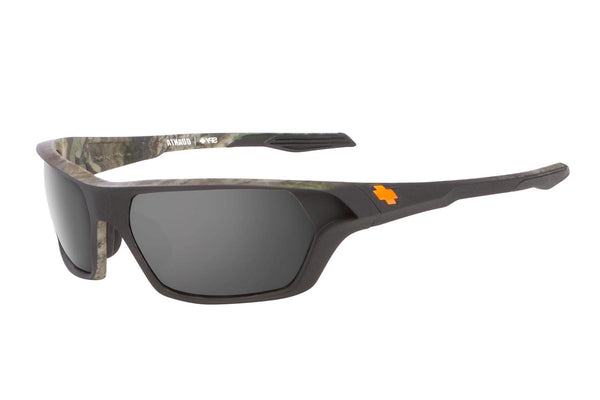 Spy - Quanta Decoy Sunglasses, Happy Bronze Polarized W/ Black Mirror Lenses