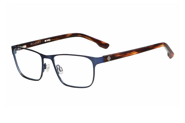 Spy - Taylor Matte Navy/Tort Rx Glasses