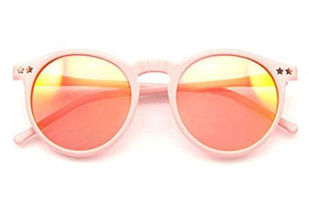 Wildfox - Steff Deluxe Pink Sunglasses