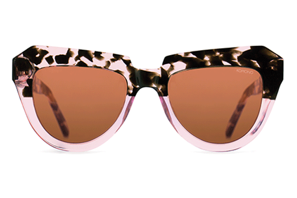 Komono - The Stella Rose Dust Sunglasses