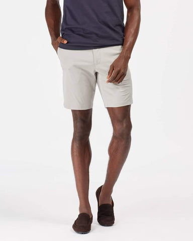 Rhone - 9in Commuter Stone Shorts