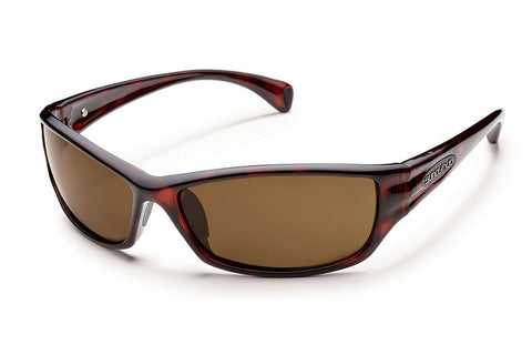 Kaenon Shilo Driftwood Sunglasses, B12 Brown- Gold Mirror Lenses