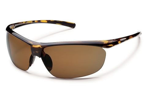 VonZipper - Snark Tortoise PTB Sunglasses, Wildlife Bronze Polarized Lenses