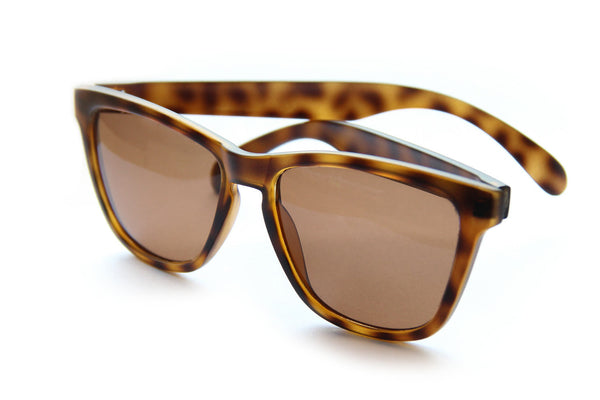 Sunski Madronas Brown Sunglasses, Polarized Lenses