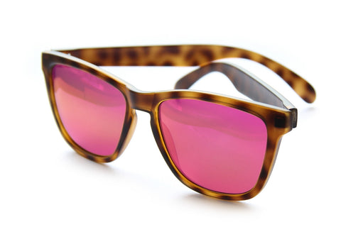 Sunski Madronas Pink Sunglasses, Polarized Lenses
