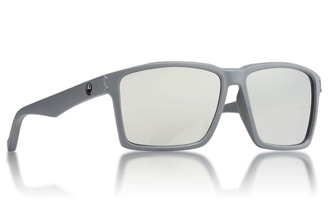 Dragon - Method Matte Grey Sunglasses / Silver Ion Lenses