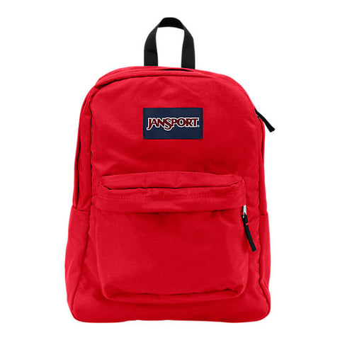 JanSport - Superbreak Red Tape Backpack
