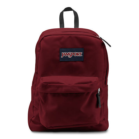 JanSport - Superbreak Viking Red Backpack