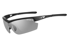 Tifosi - Talos Tactical Matte Black Sunglasses, Clear / HC Red / Smoke Lenses
