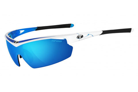 Tifosi - Talos Race Blue Sunglasses, Interchangeable AC Red / Clarion Blue / Clear Lenses