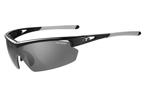 Tifosi - Talos Race Silver Sunglasses, Golf Interchangeable EC / GT / Smoke Lenses