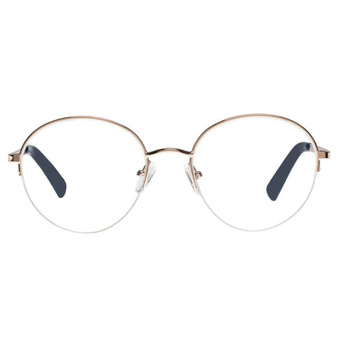 The Book Club - Frog And Toad Gold Reading Glasses / Blue Light +2.50 Lenses