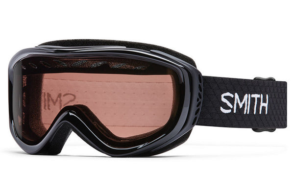 Smith - Transit Black Goggles, RC36 Lenses