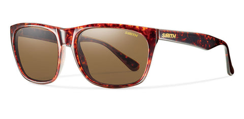 Smith - Tioga Vintage Havana Sunglasses, Brown Polarized Lenses