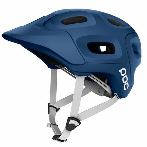 POC - Trabec Medium-Large Trabec Stibium Blue Bike Helmet