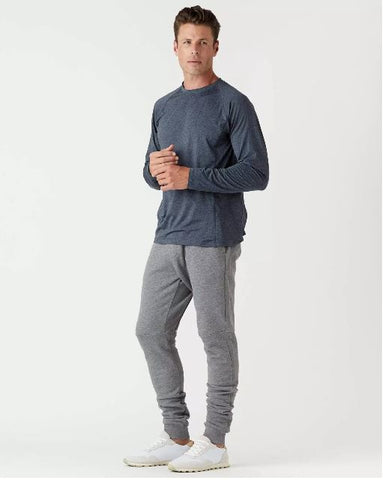 Olivers - Transit Carbon Melange Sweatpants