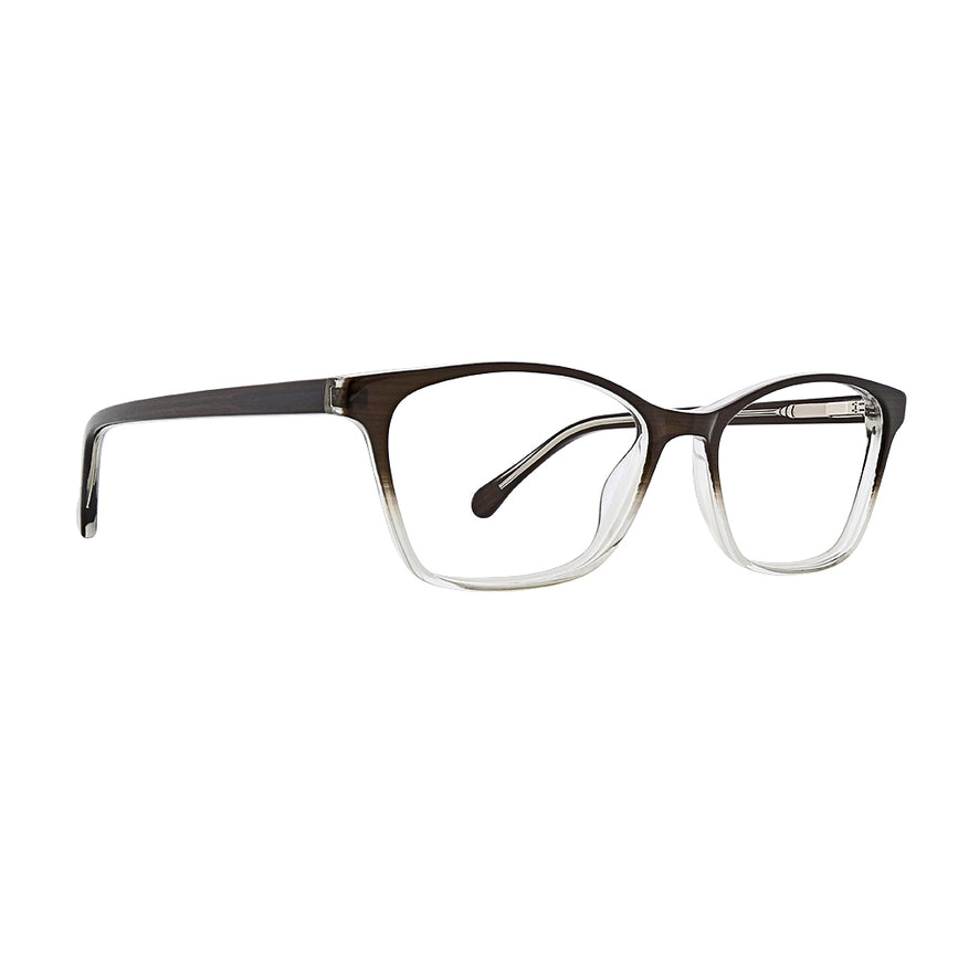 Trina Turk - Juno 52mm Slate Eyeglasses / Demo Lenses