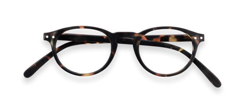 Izipizi #C Light Tortoise Reader Eyeglasses / +1.50 Lenses