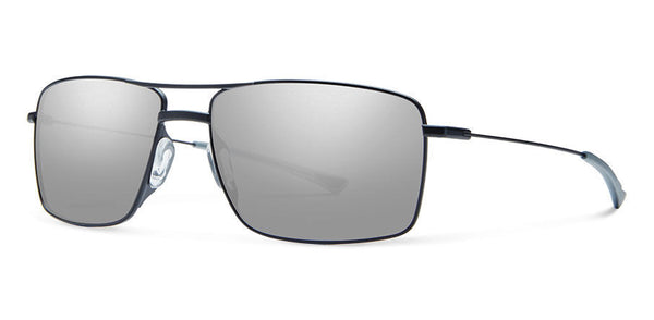 Smith - Turner Matte Black Sunglasses, Platinum Lenses