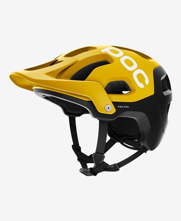 POC - TECTAL XL-XXL Sulphite Yellow Bike Helmet