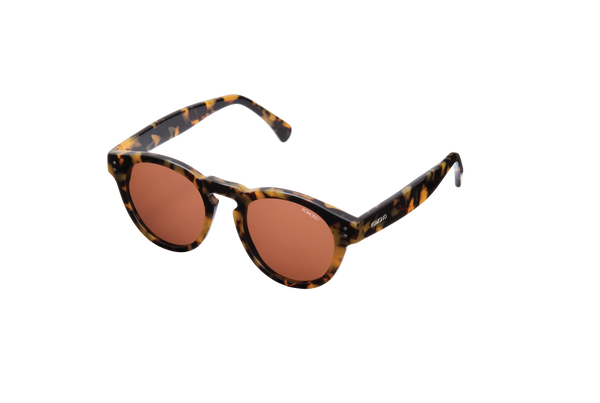Komono - The Clement Tortoise Demi Sunglasses