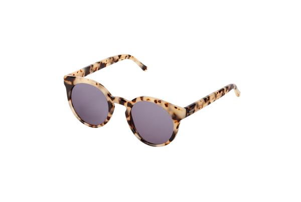 Komono - The Lulu Ivory Demi Sunglasses