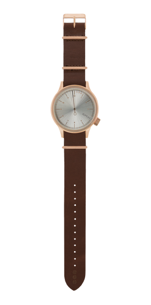 Komono - One Mahogany Watch