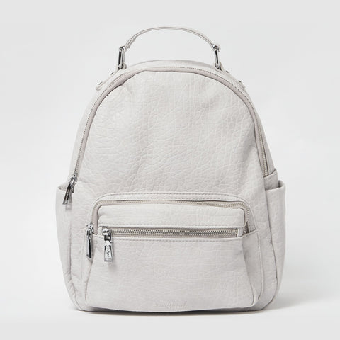 Urban Originals - The Real Life Light Grey Backpack