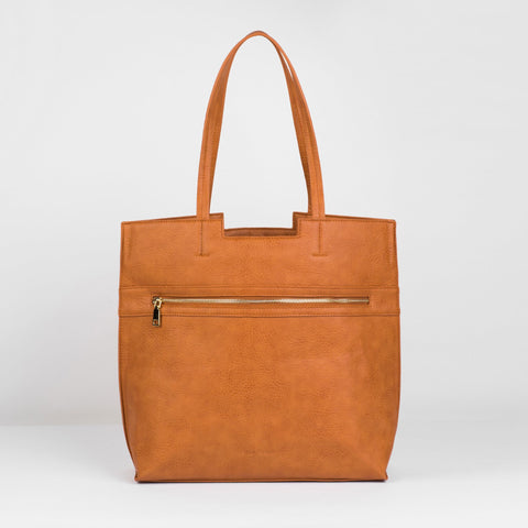 Urban Originals - Timeloss Orange Tote