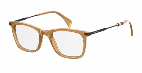 Tommy Hilfiger - Th 1472 Yellow Eyeglasses / Demo Lenses