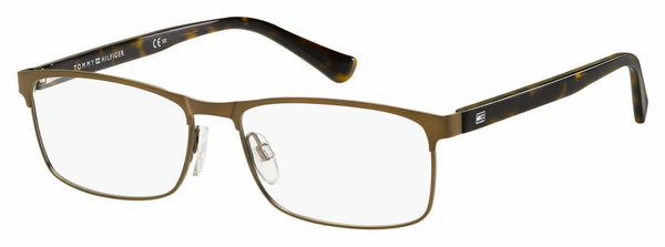 Tommy Hilfiger - Th 1529 54mm Brown Eyeglasses / Demo Lenses
