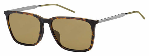 Tommy Hilfiger - Th 1652 G S Dark Havana Sunglasses / Brown Lenses