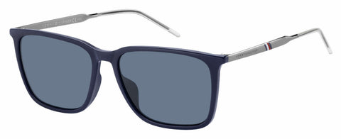 Tommy Hilfiger - Th 1652 G S Blue Sunglasses / Blue Avio Lenses