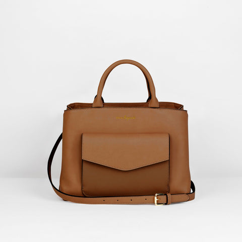 Urban Originals - Transform Camel Mocha Bag