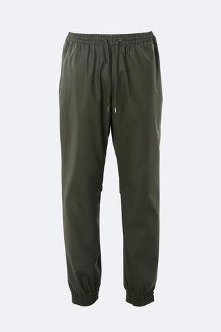 Rains - Unisex 1270 Green Trousers