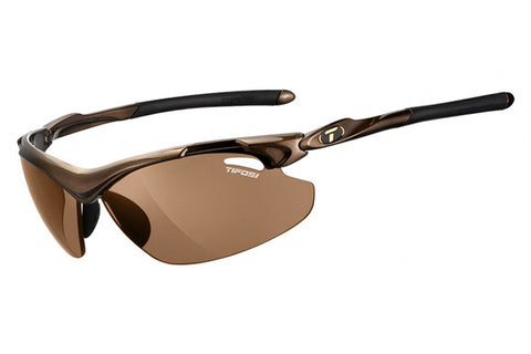 Tifosi - Tyrant 2.0 Mocha Sunglasses, Brown Polarized Fototec Lenses