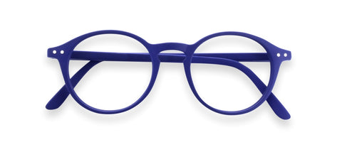 Izipizi - #D Navy Blue Reader Eyeglasses / +2.00 Lenses