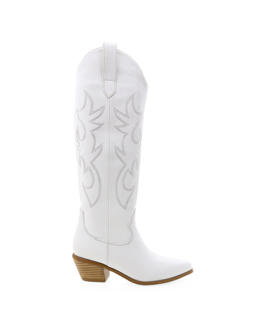 BiLLiNi - Women's Urson White Long Boots